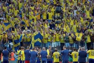Swedia berhasil tundukkan Korsel 1-0