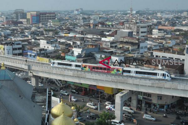 Solusi kemacetan Kota Palembang
