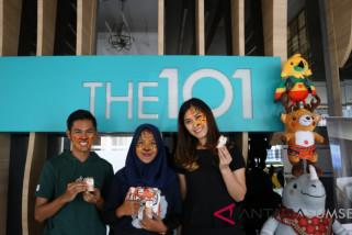 Dukung konservasi harimau, The 1O1 Palembang bagi Paper Craft