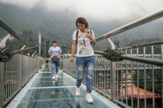 Skywalk dirancang agar pejalan kaki tak terganggu PKL