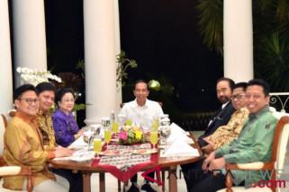 Jokowi tunjuk tim inti kampanye