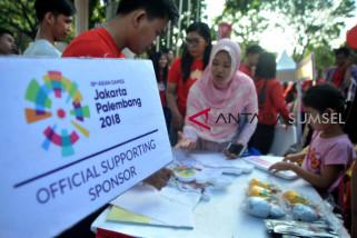 Harga suvenir Asian Games hingga Rp5 juta