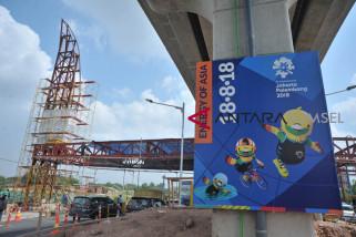 Wajah kawasan bandara sambut Asian Games