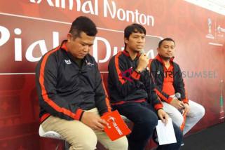 Telkomsel nonton bareng Piala Dunia di Palembang