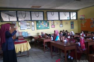 Cegah rebutan kursi, Sekolah tetapkan tempat duduk siswa baru