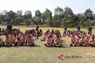 OSIS dan TNI dilibatkan dalam MPLS bagi siswa baru