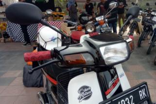 Melestarikan memori bersama motor bebek 90-an