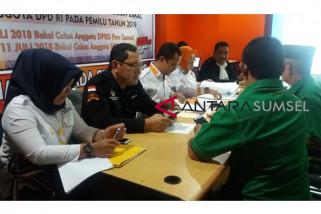 KPU baru terima lima Parpol daftarkan Bacaleg
