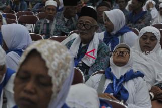 Jamaah calon haji Indonesia banyak mengalami kaki melepuh
