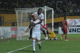 Sriwijaya FC bermain Imbang lawan Persija