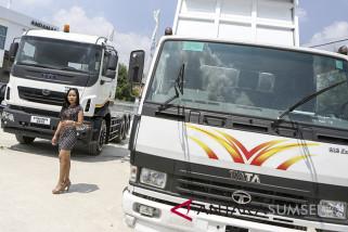 Peluncuran Dealer Tata Motor Di Palembang