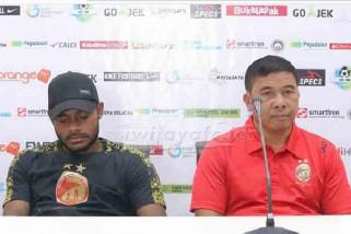 Marckho akhiri kontrak dengan Sriwijaya FC