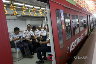 Menhub : Interkoneksi LRT relatif baik