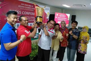 Lomba Dayung  Perahu Naga Piala Presiden