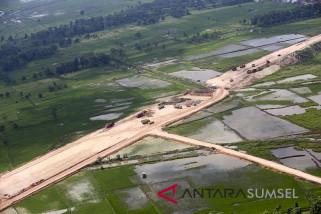Tol Trans Sumatera diperkirakan selesai april 2019