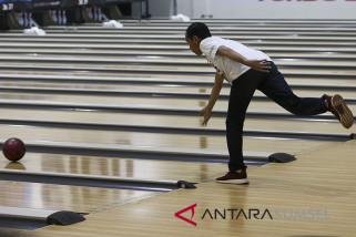 Asian Games  (Boling) - Peboling saling intip pada latihan perdana