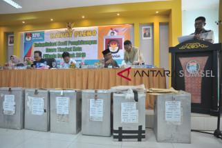 KPU sudah kirim kotak suara Pilkada Sumsel