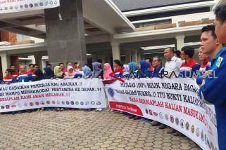Presiden pekerja: Penjualan aset Pertamina berpotensi rugikan perusahaan
