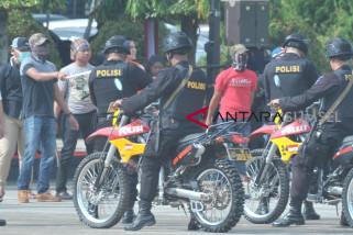 TNI-Polri lakukan Simulasi Pengamanan Asian