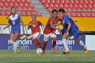 U-16 putri Indonesia bertekad