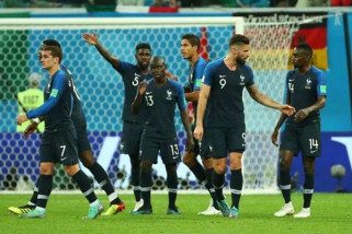 Prancis juara Piala Dunia untuk kedua kalinya