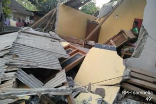 Lombok kembali dilanda gempa