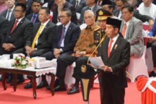 Presiden minta polisi buang budaya koruptif