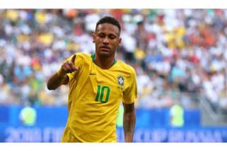 Suporter Belgia meledek Neymar di Facebook