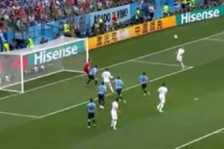 Prancis melangkah ke semi final setelah kalahkan Uruguay