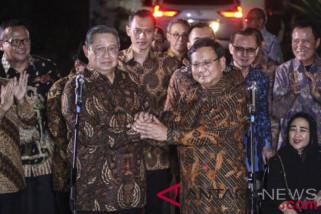 Prabowo temui SBY Kamis pagi