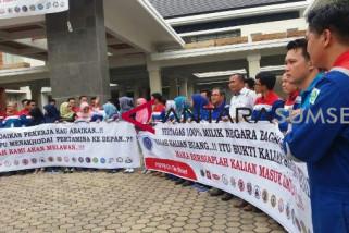 Serikat pekerja Pertamina gas tolak akuisisi pertagas