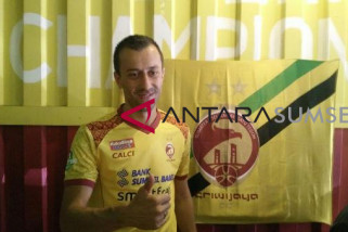 Sriwijaya FC datangkan Goran Ganchev