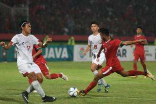 Indonesia bantai Filipina 4-1 di Piala AFF U-19