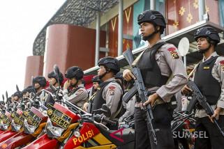 Asian Games - Petugas Jakabaring Sport City seleksi ketat kendaraan masuk