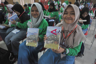 BUMN Hadir- Bedah buku Cerita Nusantara Kami