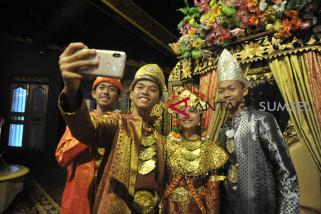 BUMN Hadir - Peserta SMN Kunjungi objek wisata Palembang