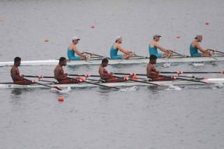 Asian Games (Dayung) - Indonesia incar emas TBR 500 meter