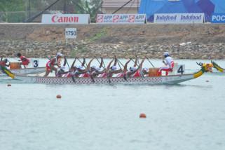 Asian Games (Dayung) - Putra Indonesia peroleh perunggu kano TBR 500m