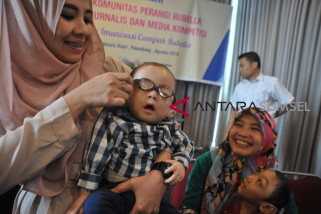 600 ribu bayi kemungkinan terlahir cacat bila masyarakat masih tolak imunisasi MR