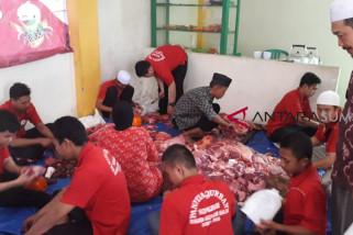 Masjid Agung Lubuklinggau bagikan 825 kupon kurban