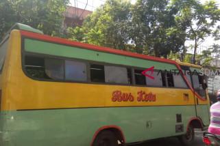 Dilarang selama Asian Games, bus kota tetap beroperasional