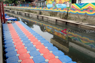 Pengembangan wisata air di anak sungai musi