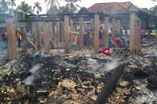 Pemprov Sumsel bantu korban kebakaran di 1 Ulu