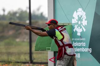 Asian Games - Mental bertanding atlet tembak  Indonesia diperkuat