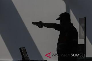 Atlet menembak Indonesia mulai berlatih