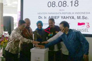 Menteri Arief Yahya resmikan