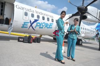 Penerbangan Palembang-Padang tingkatkan kunjungan wisatawan