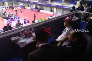 Asian Games (Sepak Takraw) - Menko puan optimistis timnas raih medali