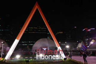 Asian Games - Mengenal sang juara di rumah Indonesia
