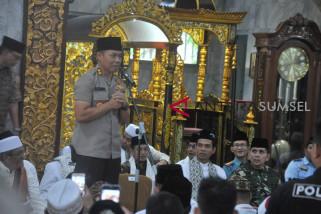 Safari Ustad Abdul Somad di Palembang